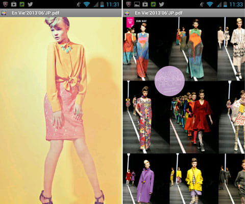 En Vie By EnVie Fashion:約100ページに渡り、すべて見放題。アートなショットが満載