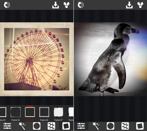XnRetro:写真加工例