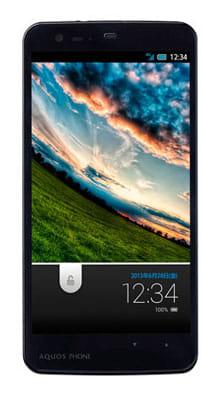ソフトバンクモバイル:「AQUOS PHONE Xx 206SH」