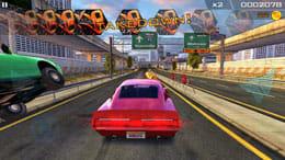 Redline Rush:車をぶっ壊しながら、警察から逃げ続けろ!