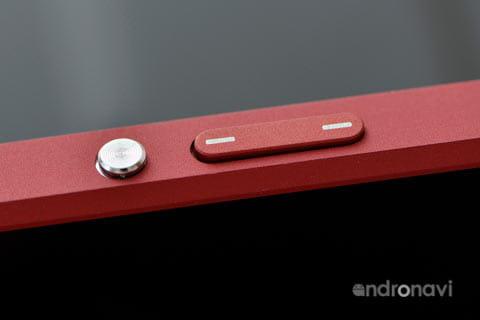 ボタン部分もバンパーで出来ているが操作感には問題なし