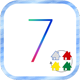 iOS7風のテーマ
