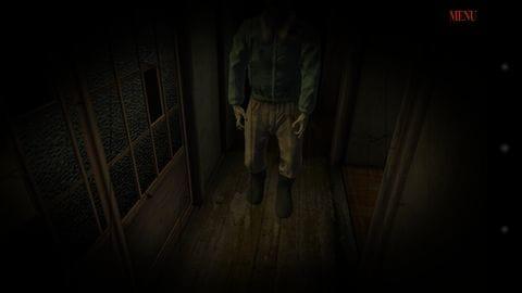 3D肝試し~呪われた廃屋~:いくつかの条件をクリアすると進路が開け、次々と前へ進むことができる