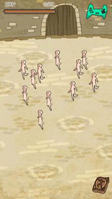 進化の巨人 Titan Evolution Party:ポイント1