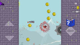 Leaping Legend:8ビットな世界観のカジュアルゲーム。