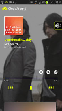 CloudAround Lite Music Player