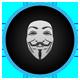 HoloGlow blue icons