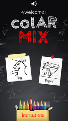 colAR Mix - 3Dぬりえアプリ