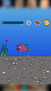 魚人育成:あんなにかわいかったのに。