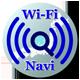 Wi-Fiナビ Wi-Fiスポット地図検索