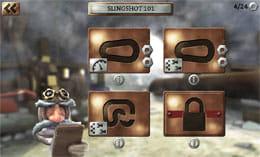 Slingshot Racing:ポイント1