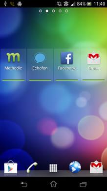 Methodic smart shortcuts