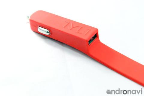 USBポートを搭載