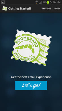 Boomerang: Email App for Gmail