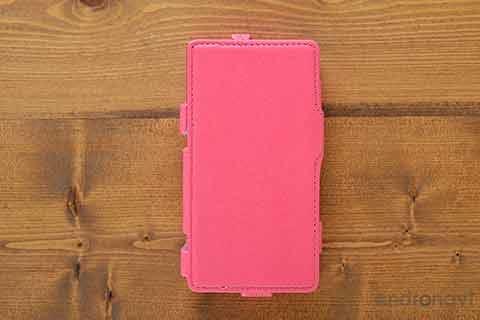 淡いピンクが麗しい