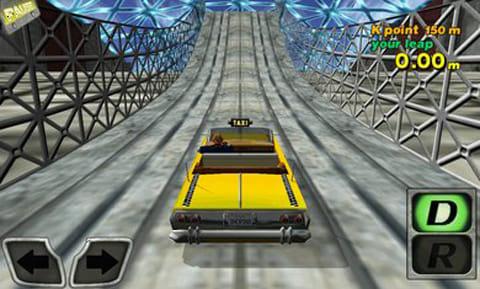 CRAZY TAXI クレイジータクシー:ミニゲーム集も収録されている