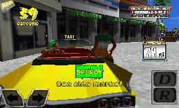 CRAZY TAXI クレイジータクシー:ポイント5