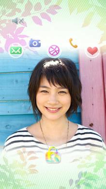 【公式】能年玲奈 ロック画面アプリ