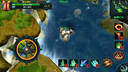 史上最強3D大海戦(パイレーツヒーロー):ポイント1