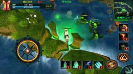 史上最強3D大海戦(パイレーツヒーロー):ポイント4