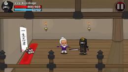 Ninjas - STOLEN SCROLLS:ポイント3