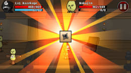 Ninjas - STOLEN SCROLLS:ポイント4