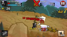 Ninjas - STOLEN SCROLLS:ポイント5