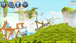 Angry Birds Star Wars II Free:ポイント2