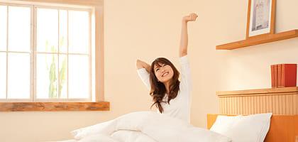 【悲報】5人に1人が不眠の悩み。アプリを使った快眠術を紹介!