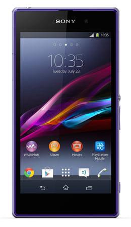 ソニーモバイルが「Xperia Z1」を発表
