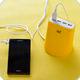 一度に4台充電可能なパワフル充電器。タブレットもスマホも、ぜ~んぶお任せ!