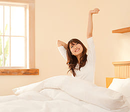5人に1人が不眠の悩み。アプリを使った快眠術を紹介!