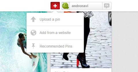 「+」ボタンクリック画面