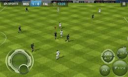 FIFA 14 by EA SPORTS™:ハイクオリティサッカーゲームが登場。