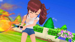 スマッシュ・テニス ラブショット!!:ポイント5