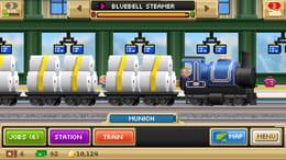 Pocket Trains:ポイント1