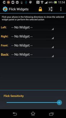 Flick Widgets