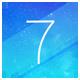 『io7 Toucher Pro Theme』~ランチャーアプリ『Toucher Pro』の見た目をiOS7風にきせか...