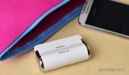 モバイルバッテリー iWALK M2500