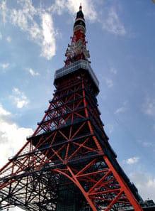 東京タワーをHDR機能で撮影してみた