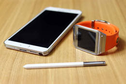 「GALAXY Note 3 SC-01F」×「GALAXY Gear」でファブレットをスマートに使いこなそう!