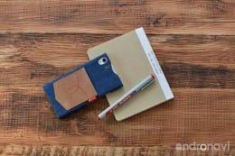 Denim Vintage Pocket Bar