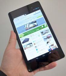 「Nexus」シリーズの7インチタブレット「Nexus 7」