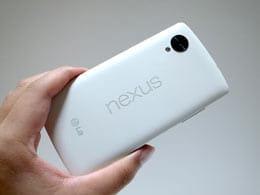 「Nexus 5」を入手して約10日。気になるポイントをチェック!