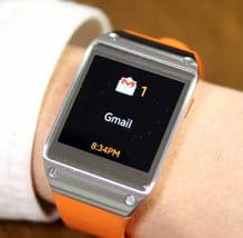『Gmail』通知画面