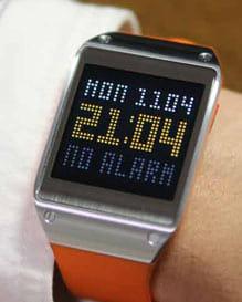 この時計、格好よくないですか?