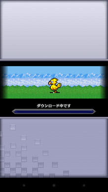 PICTLOGICA FINAL FANTASY:ポイント1