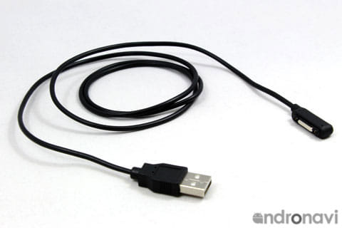 USB端子がついているので、直接PCにも繋げる