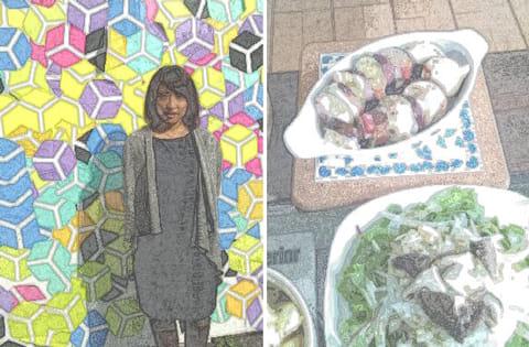 XnSketch:人物の写真や料理の加工にもおすすめ