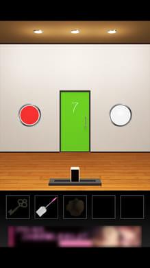 脱出ゲーム DOOORS3:ポイント2